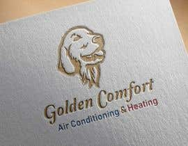 "#1 for I need help designing a logo for my air conditioning business. Currently the logo is my dog. The name of my company being ""Golden Comfort Air conditionjng an Heating"". Contact me if you have any more questions. Thanks. af MoTreXx"