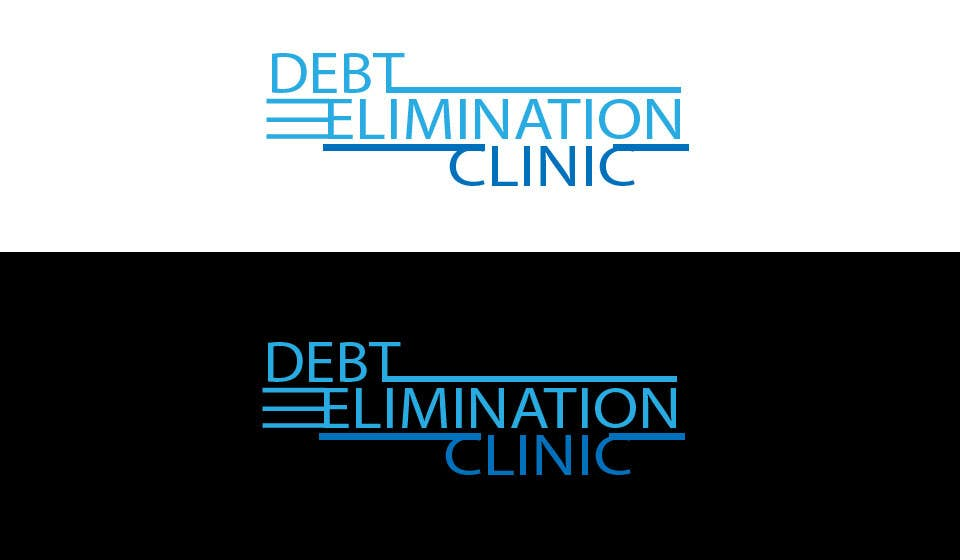 "Bài tham dự cuộc thi #                                        20                                      cho                                         Design a Logo for the company: ""Debt Elimination Clinic"""