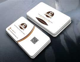 #34 for Business Card for Crema Aroma Coffee Shop by moriom4566