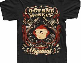 nº 37 pour Octane Monkey Car Enthusiast Design a T-Shirt Contest par elitesniper