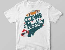 nº 55 pour Octane Monkey Car Enthusiast Design a T-Shirt Contest par haquemasudull77