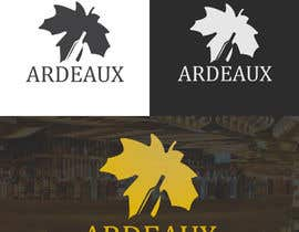 #260 for Logo design for wine & beer accessories brand - ARDEAUX by munnakhalidhasan