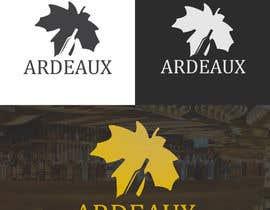 #260 for Logo design for wine & beer accessories brand - ARDEAUX af munnakhalidhasan
