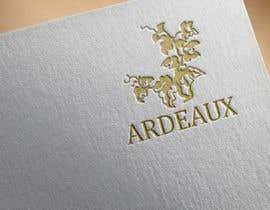 #269 for Logo design for wine & beer accessories brand - ARDEAUX af munnakhalidhasan