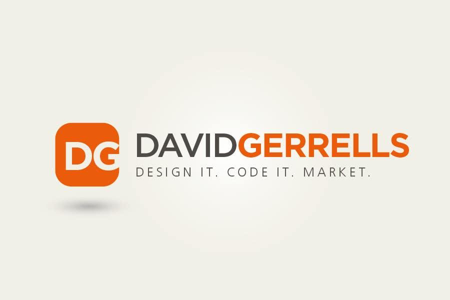 Inscrição nº 46 do Concurso para Logo Design for David Gerrells Web