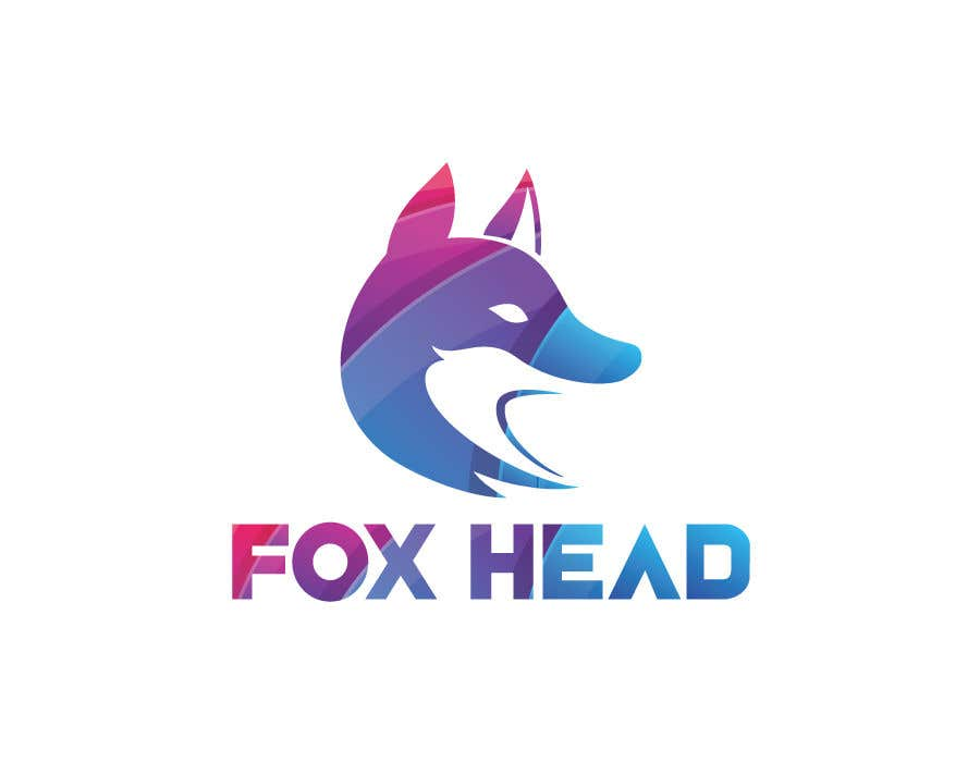 Entry #14 by AbbasBrand for Make a fox logo similar to the