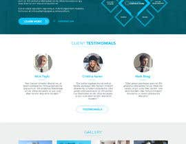 #9 for Design and Build a Website (NickH) by MarkoProto
