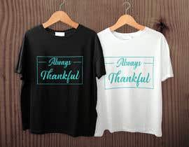 #51 for T-shirt design 4 by Sujon191