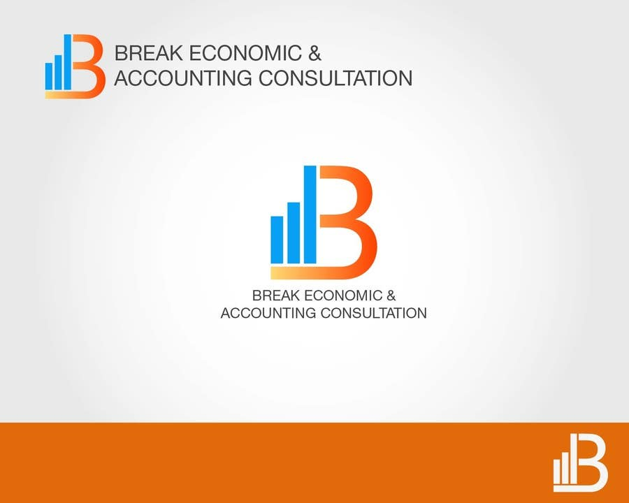 Proposition n°13 du concours Re-Design a Logo for economic & accounting consultation company