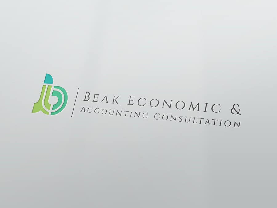 Proposition n°7 du concours Re-Design a Logo for economic & accounting consultation company