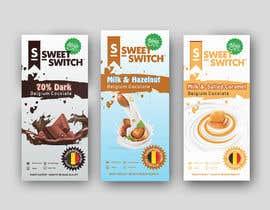 #22 for Packaging Chocolate Artwork for EU market by rrtvirus
