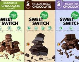 #17 for Packaging Chocolate Artwork for EU market af mfyad