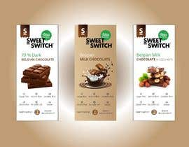 #21 for Packaging Chocolate Artwork for EU market af syedhoq85