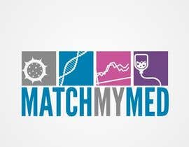 #25 para Logo Design for Match My Med por dyv