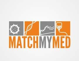 #29 para Logo Design for Match My Med por dyv
