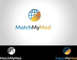 #3 para Logo Design for Match My Med por logodancer