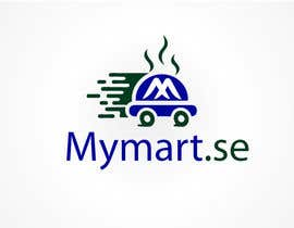 #154 for Create a logo for Mymart.se by chayamridha