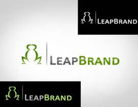nº 337 pour Logo Design for Leap Brand par samslim