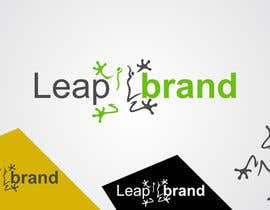 #374 para Logo Design for Leap Brand por taganherbord
