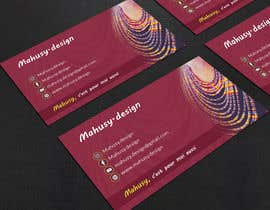 #24 cho Business card for Mahusy.Design bởi mahmudkhan44