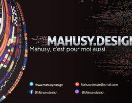 #7 cho Business card for Mahusy.Design bởi Polsmurad