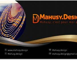 #56 cho Business card for Mahusy.Design bởi Polsmurad