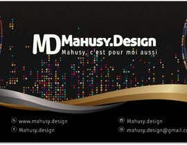 #60 cho Business card for Mahusy.Design bởi Polsmurad