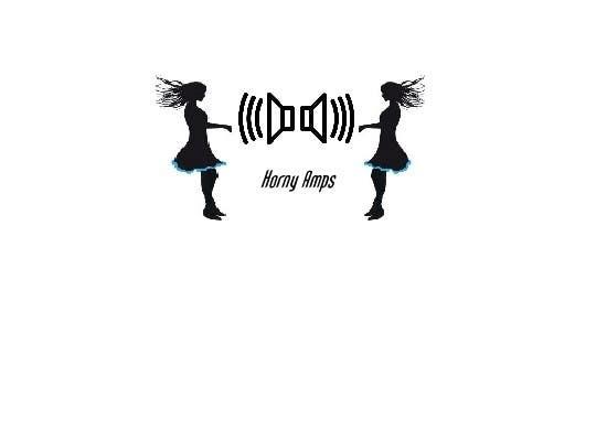 Proposition n°                                        79                                      du concours                                         Logo Design for Horny Amps