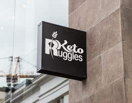 #48 for Keto Ruggles - Bakery Logo by amberjoey111
