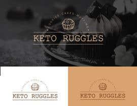 #37 for Keto Ruggles - Bakery Logo by sharminbohny