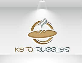 #70 for Keto Ruggles - Bakery Logo by mohiuddin610