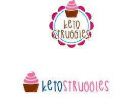 #34 za Keto Ruggles - Bakery Logo od kkuramoto