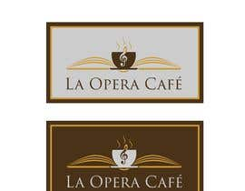 #216 for logo for a coffeehouse by gbeke