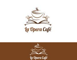 #180 for logo for a coffeehouse by agnitiosoftware