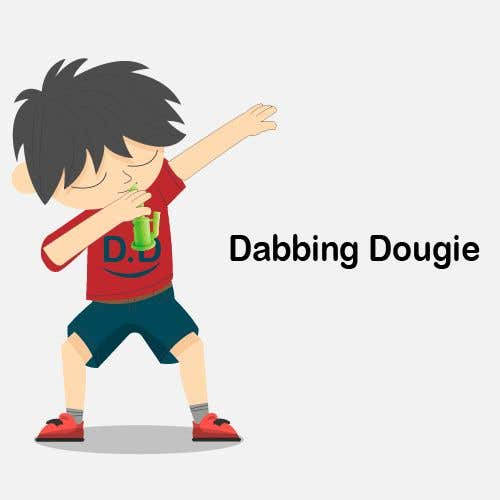 Contest Entry #14 for Create a Logo - Dabbing Dougie