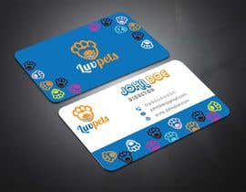 #119 pentru Create Business cards for Pet business de către shaown7