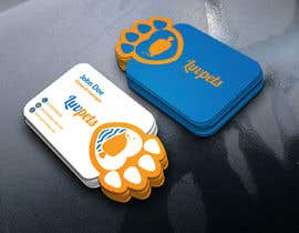 #88 para Create Business cards for Pet business de sakahatbd