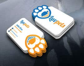 #96 для Create Business cards for Pet business від sakahatbd