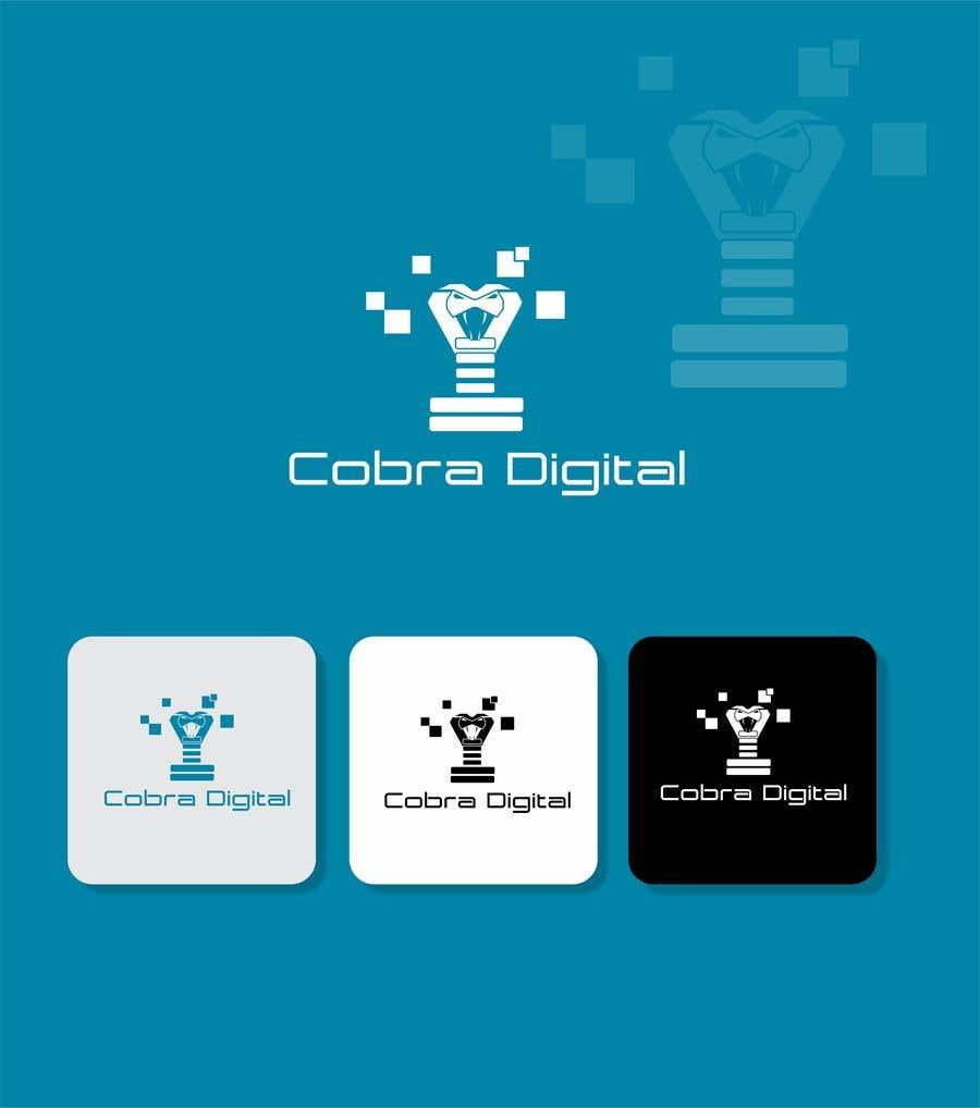 Entry 1 By Psdesignstudio For Logo For Facebook Ad Agency Digital