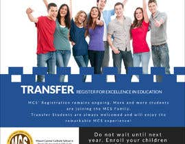 #57 for TRANSFER? Register for Excellence in Education af Arun198011