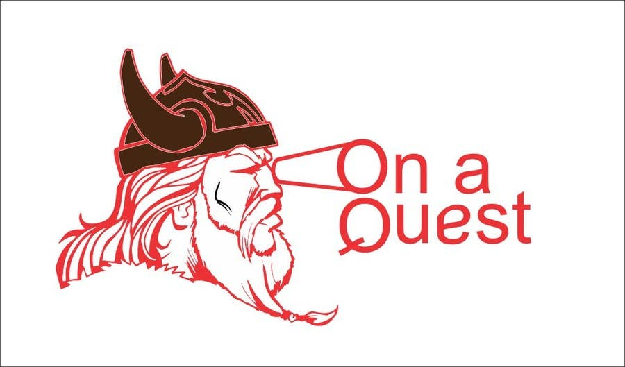 Kilpailutyö #64 kilpailussa Logo Design for On a Quest