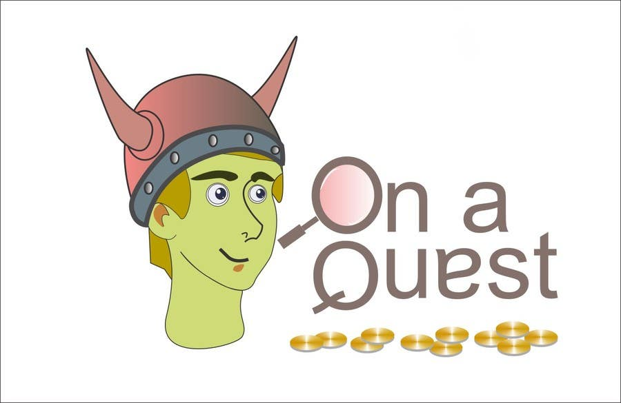 Конкурсная заявка №92 для Logo Design for On a Quest