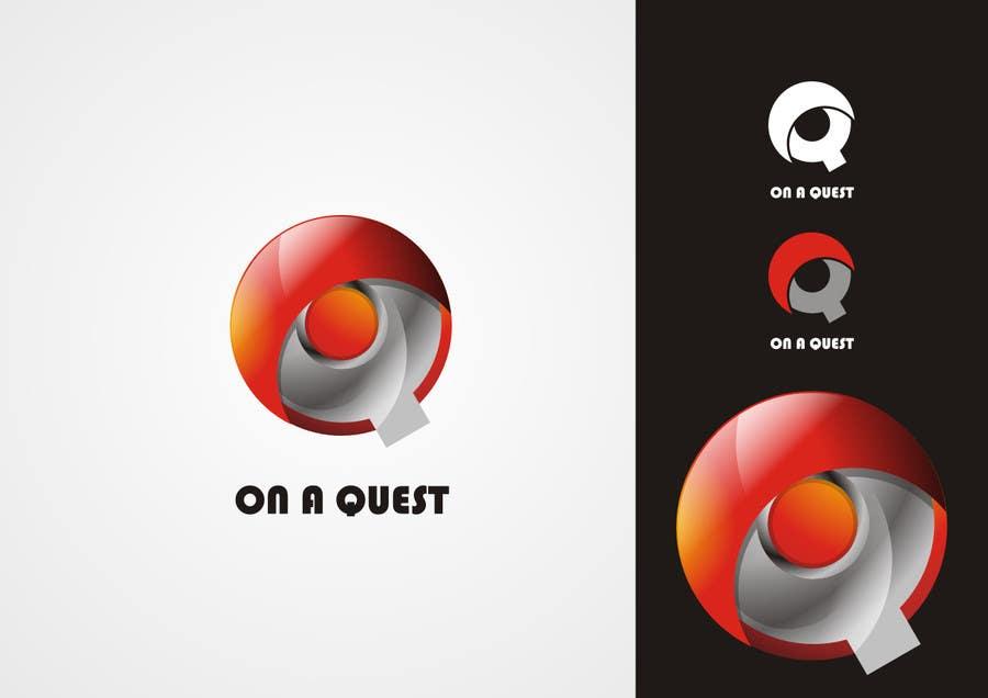 Kilpailutyö #90 kilpailussa Logo Design for On a Quest