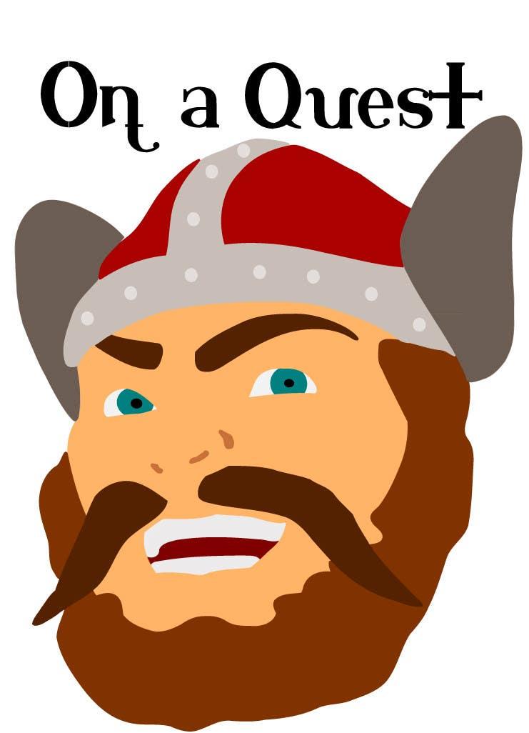 Kilpailutyö #60 kilpailussa Logo Design for On a Quest