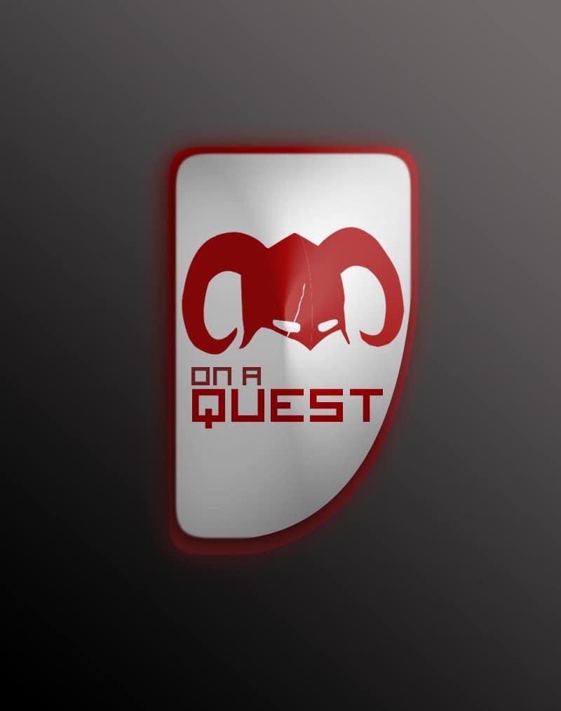 Конкурсная заявка №76 для Logo Design for On a Quest