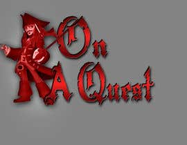 #209 para Logo Design for On a Quest por kalderon