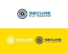 Nro 180 kilpailuun Logo of Secure File Transfer Service käyttäjältä majedulsajjad