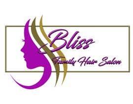 #23 para Bliss Family Hair Salon por giacomocantiello