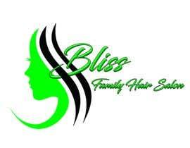 #32 para Bliss Family Hair Salon por giacomocantiello