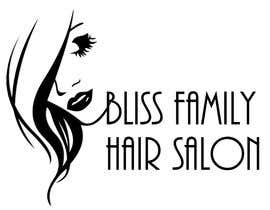 #55 for Bliss Family Hair Salon by omsonalikavarma